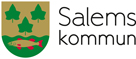 Salem logotyp liggande
